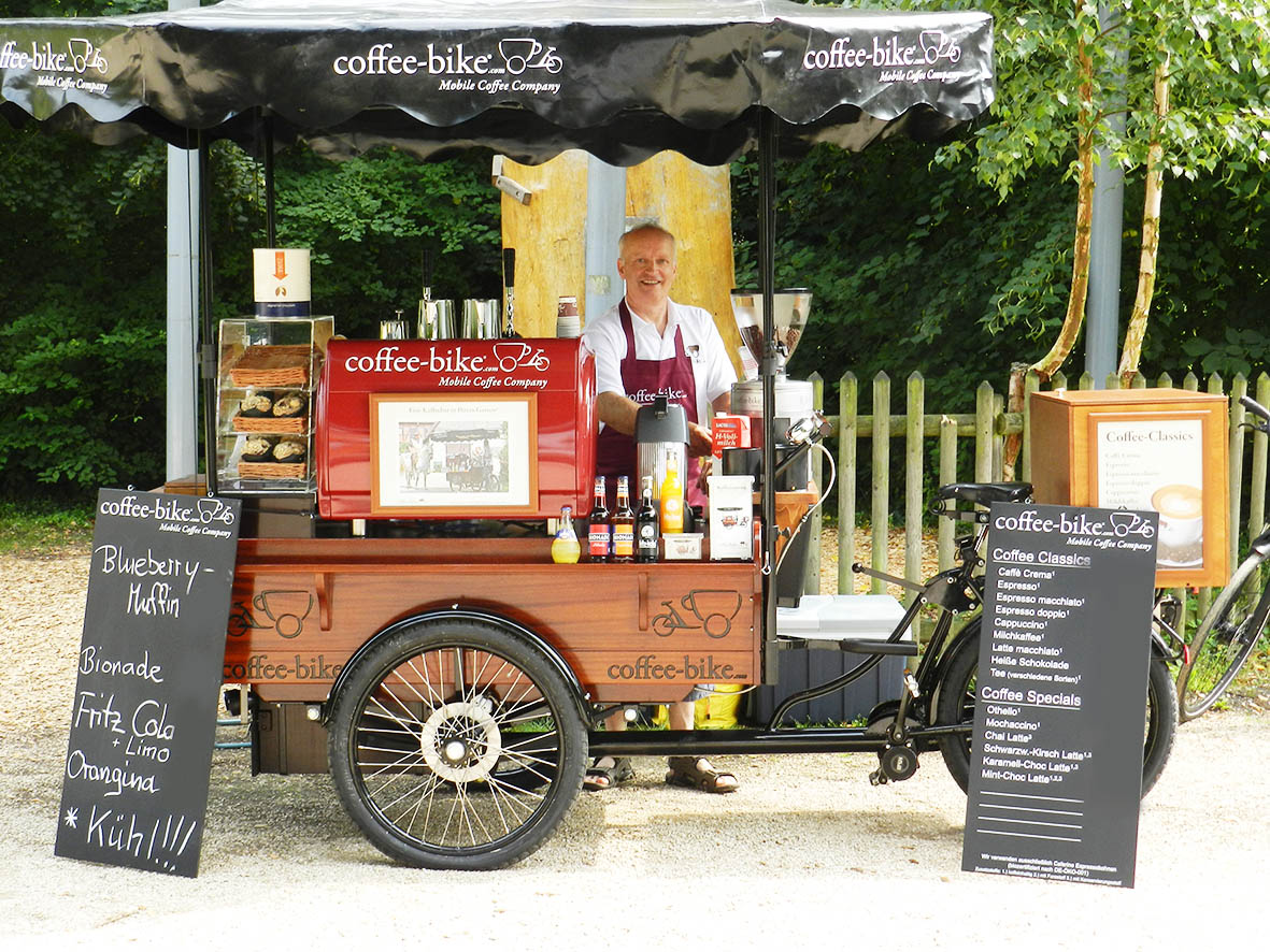 Coffee Bike Kosten
