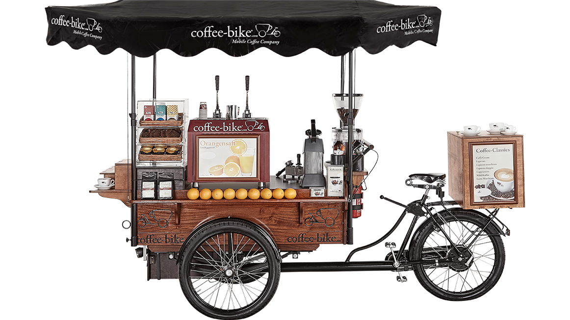 Coffee Bike Mobile Coffee Company