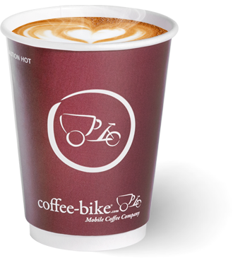 Coffee-Bike Cup