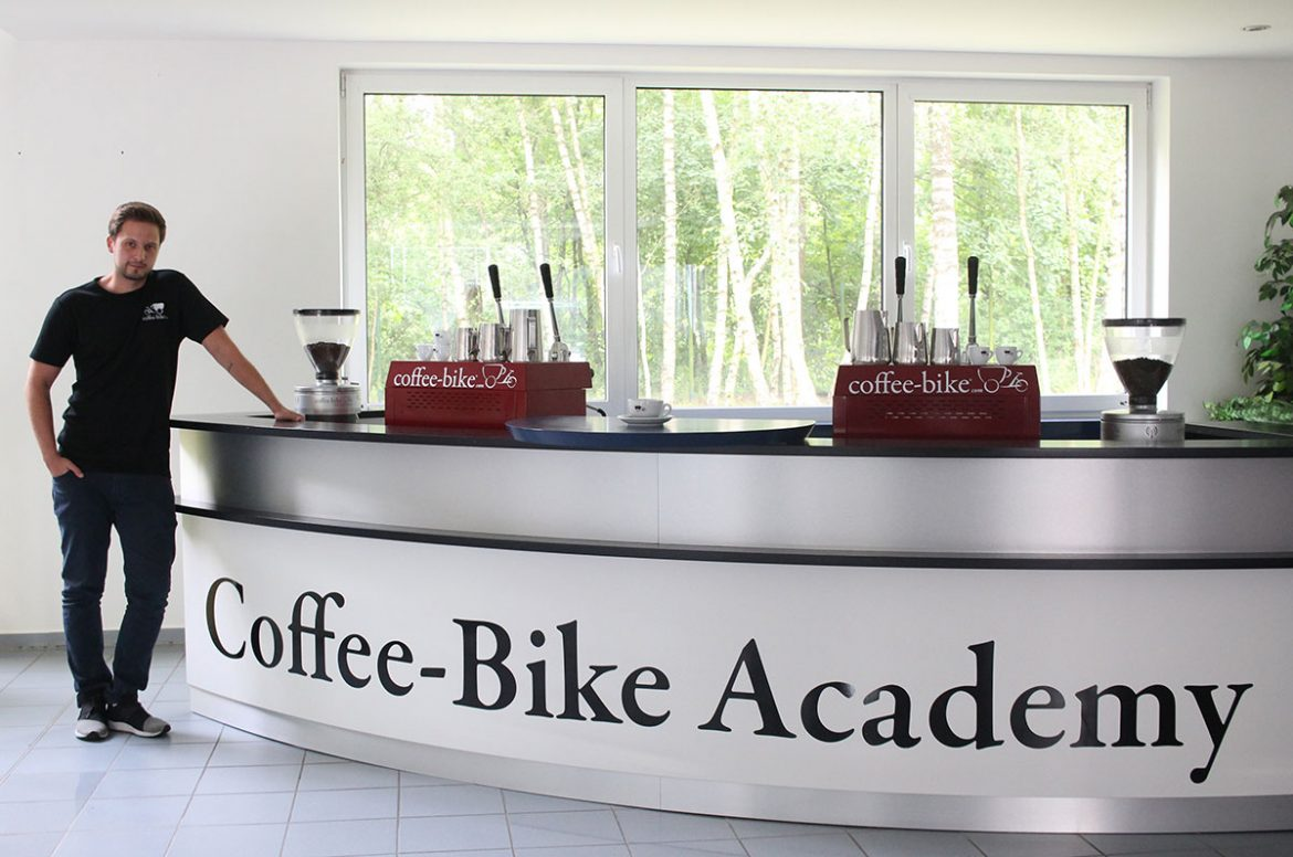 Coffee-Bike Academy