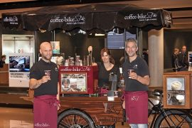 Coffee-Bike amazing places #1