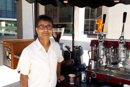 An internationally successful concept – Interview with Coffee-Bike Bangalore, India
