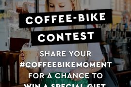 Coffee-Bike Contest – share your personal #CoffeeBikeMoment