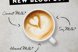 Frothing almond milk? – vegan milk alternatives for coffee