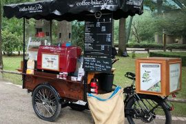 Coffee-Bike amazing places #8: All-weather zoo Münster